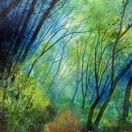 Blue Fog - Hailey E Herrera