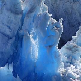 Mo Barton - Blue Glacier Ice 1