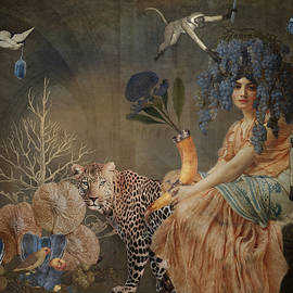 Blue Harvest by Terry Fleckney