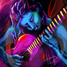DC Langer - Blue Heart