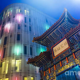 Pete Edmunds - Blue Hour in Chinatown II