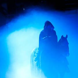 Blue Knight by Louis Dallara