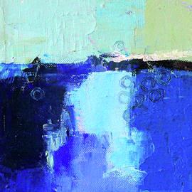 Nancy Merkle - Blue Lagoon
