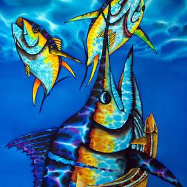 Daniel Jean-Baptiste - Blue Marlin