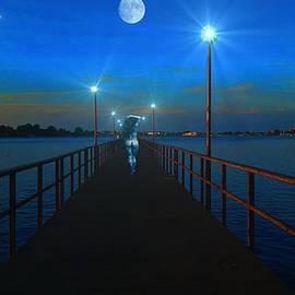 Michael Rucker - Blue Moon