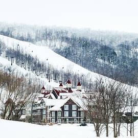 Blue Mountain Ski Resort by Tatiana Travelways
