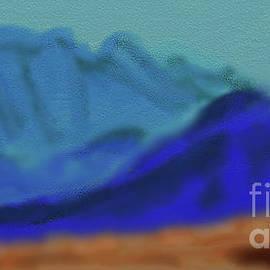 Arlene Babad - Blue Mountains