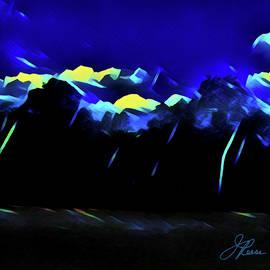 Joan Reese - Blue Mountains