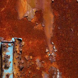 Karol Livote - Blue On Rust