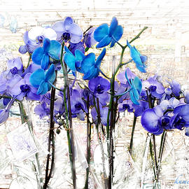 Kume Bryant - Blue Orchids 3