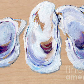 Anne Seay - Blue Oysters