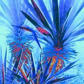 Nikolina Rosic - Blue Palms