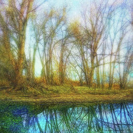 Joel Bruce Wallach - Blue Pond Dream