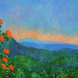 Kendall Kessler - Blue Ridge Morning