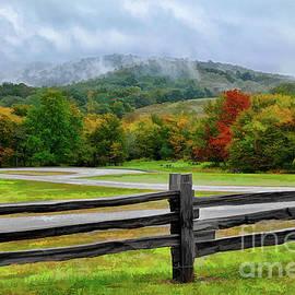 Dan Carmichael - Blue Ridge Picnic AP