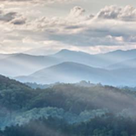 Blue Ridge Sunrise - Jon Glaser