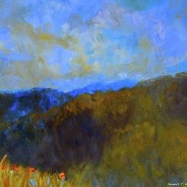 Kendall Kessler - Blue Ridge Swirl