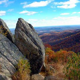 Blue Ridge Vista by Broken Soldier