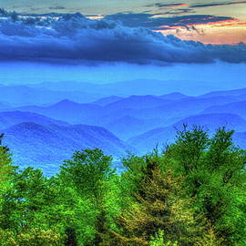 Reid Callaway - Blue Ridges Great Smoky Mountains North Carolina