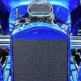 David Millenheft - Blue Roadster