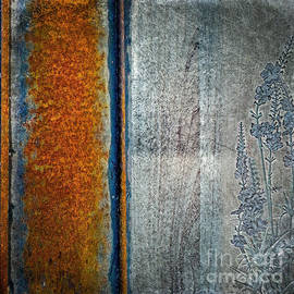 Blue Rust by Lita Kelley