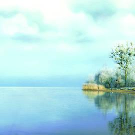 KaFra Art - Blue Serenity