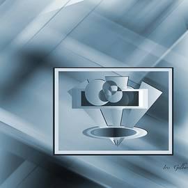 Iris Gelbart - Blue Series #2