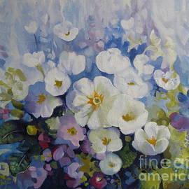 Elena Oleniuc - Blue spring