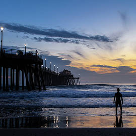 Kip Krause - Huntington Beach - Bring on the Night
