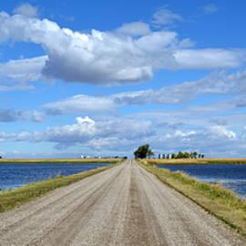 Ed Mosier - Blue Water Blue Sky