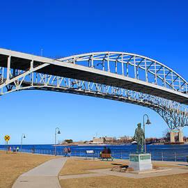 Michael Rucker - Blue Water Bridge