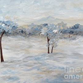 Eloise Schneider - Blue Winter Day
