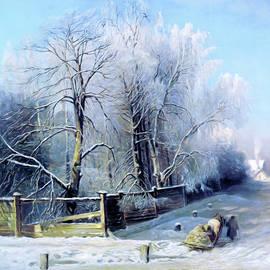Georgiana Romanovna - Blue Winter Days