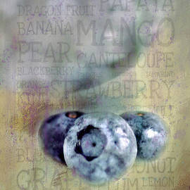 Darren Fisher - Blueberry Art
