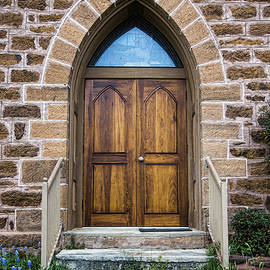 Bluebonnet Door by Stephen Stookey