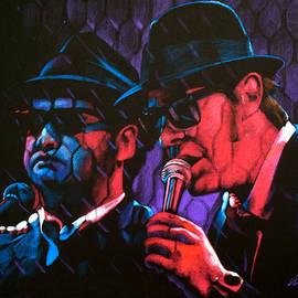 Blues Brothers by Robert Korhonen