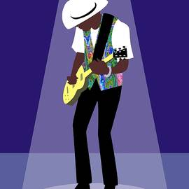 Walter Oliver Neal - Blues Man
