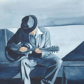 Bluesman by Diane Ziemski