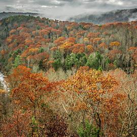 Bluestone River by Andy Crawford