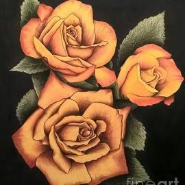 Jena Suits - Blushing Roses