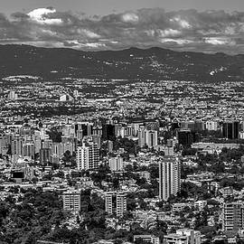BnW - Guatemala City