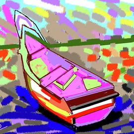 Anand Swaroop Manchiraju - Boat-a