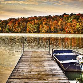 Roger Passman - Boat Dock Le-Aqua-Na II