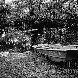 Boat in the Swamp by Kathryn Jinae