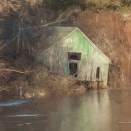 Boathouse On Solstice by Bill McEntee