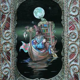 Victor Molev - Boatman. Storyteller