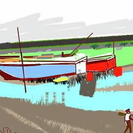 Anand Swaroop Manchiraju - Boats-c