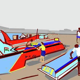 Anand Swaroop Manchiraju - Boats-e