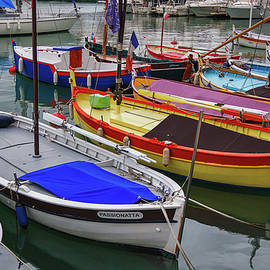 Boats of Beauty by Nicola Nobile