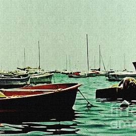 Sarah Loft - Boats on Mar Menor 2